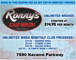 Ronny Car Wash