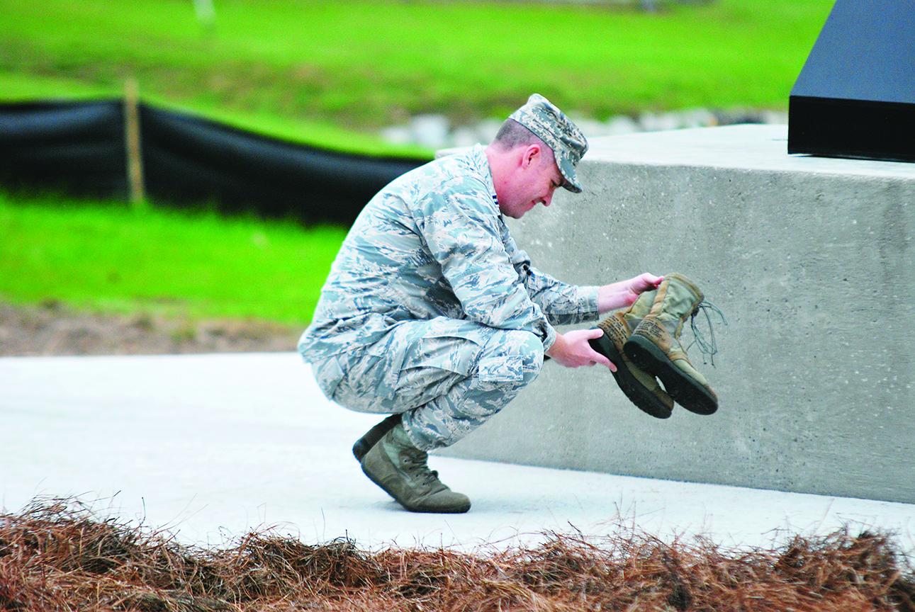 Boots Honor First Responders South Santa Rosa News