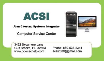ACSI online