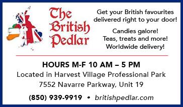 British Pedlar online ad